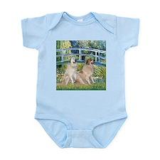 Bridge / Great Pyrenees (2) Infant Bodysuit