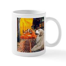 Cafe / Great Pyrenees Small Mug