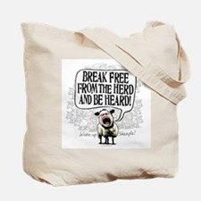 Wake Up Sheeple Tote Bag