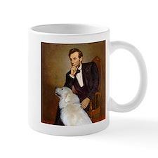 Lincoln / Great Pyrenees Small Mug