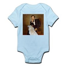 Lincoln / Great Pyrenees Infant Bodysuit