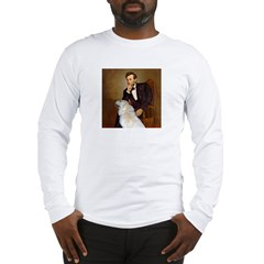 Lincoln / Great Pyrenees Long Sleeve T-Shirt
