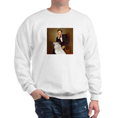 Lincoln / Great Pyrenees Sweatshirt