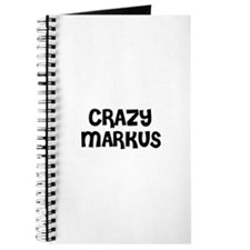CRAZY MARKUS Journal