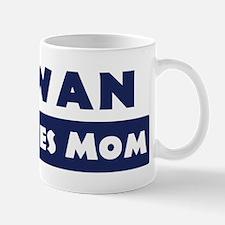 Ewan Loves Mom Mug