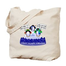 It's Hard To Keep Cool... Tote Bag