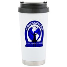 Worlds Greatest Grandmother Travel Mug
