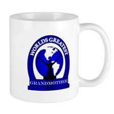 Worlds Greatest Grandmother Mug