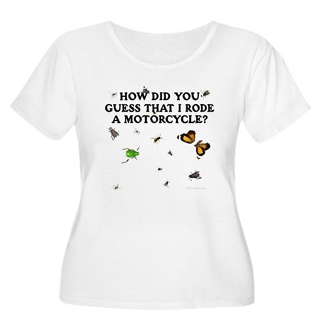 Bug Collecting Women's Plus Size Scoop Neck T-Shir
