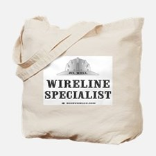 Wireline Specialist Tote Bag