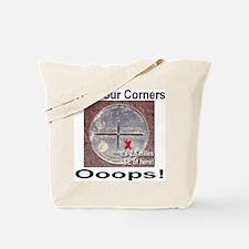 The Four Corners Tote Bag