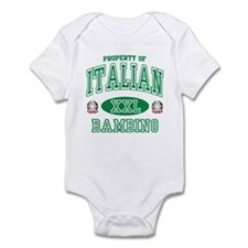 Italian Bambino Infant Bodysuit
