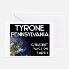 tyrone pennsylvania - greatest place on earth Gree