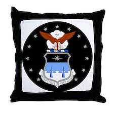 Air Force Academy Throw Pillow