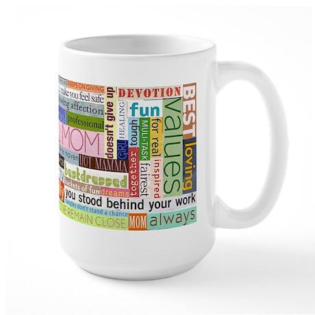 Mom Large Mug