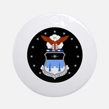 Air Force Academy Ornament (Round)