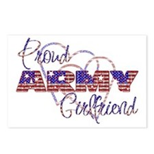 Proud ARMY Girlfriend Postcards (Package of 8)