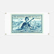 Cute National guard Banner