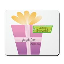 Jaliyah Jane Gift Mousepad