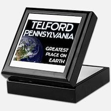 telford pennsylvania - greatest place on earth Kee