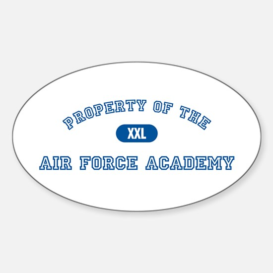 Property of the AFA Oval Decal