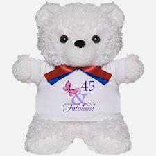 45 And Fabulous Birthday Gifts Teddy Bear