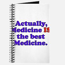 Actually Medicine IS the best Medicine Journal