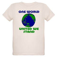 one world united we stand T-Shirt