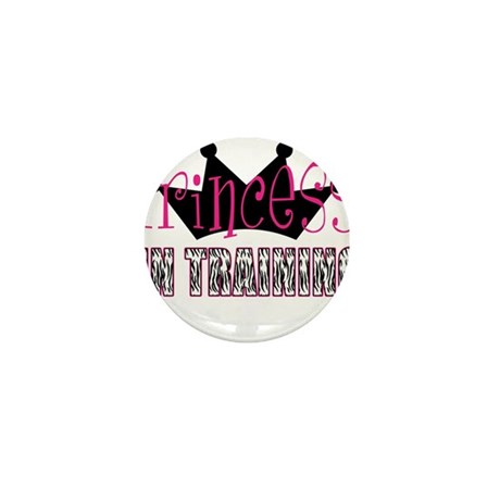 Princess In Training Mini Button (100 pack)