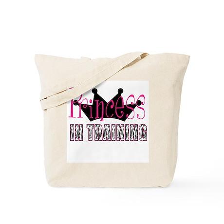 Princess In Training Tote Bag