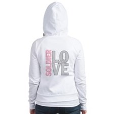 Love my Soldier Jumper Hoody Pullover