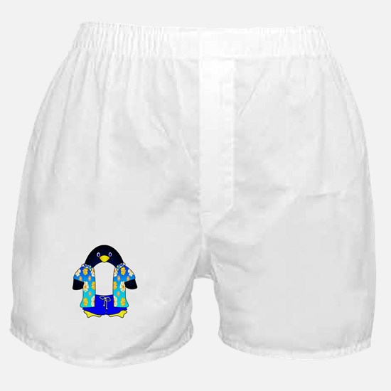 Hang Pen(guin) Boxer Shorts