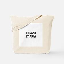 CRAZY MARIA Tote Bag