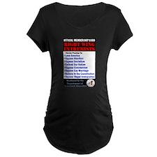 Right Wing Extremist Membersh T-Shirt