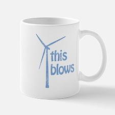 THIS BLOWS WIND ENERGY Mug