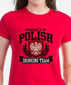 Polish Drinking Team Tee