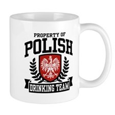 Polish Drinking Team Mug