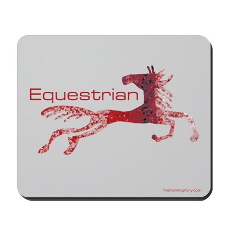 Equestrian Horse Mousepad