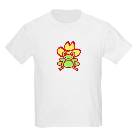 Hopscotch Cowboy Kids T-Shirt