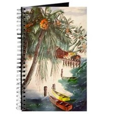 """Tropical Getaway"" Journal"