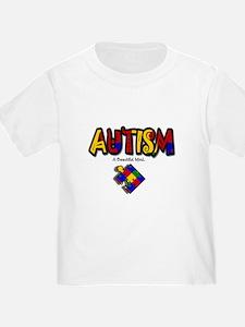 """Autism - A Beautiful Mind"" T"