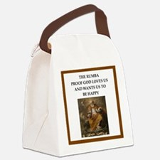 rumba Canvas Lunch Bag