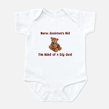 Nurse Aide Infant Bodysuit