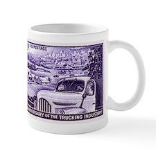 Unique Philatelic Mug