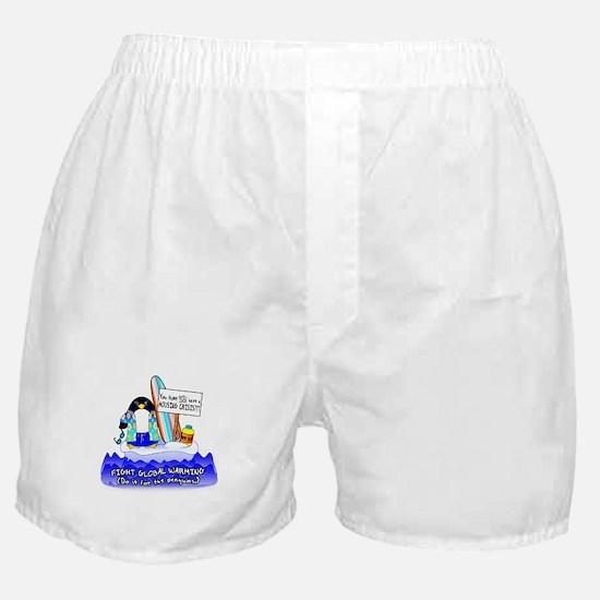 Polar Housing Crisis Boxer Shorts