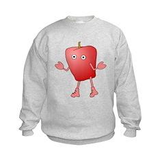 Apple Critter Sweatshirt