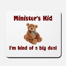 Minister Mousepad