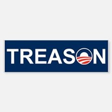 Treason Sticker (Bumper)