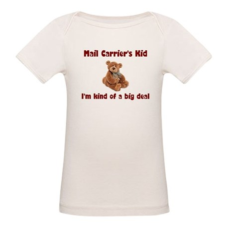 Mail Carrier Organic Baby T-Shirt