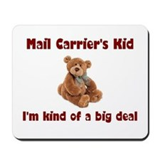 Mail Carrier Mousepad